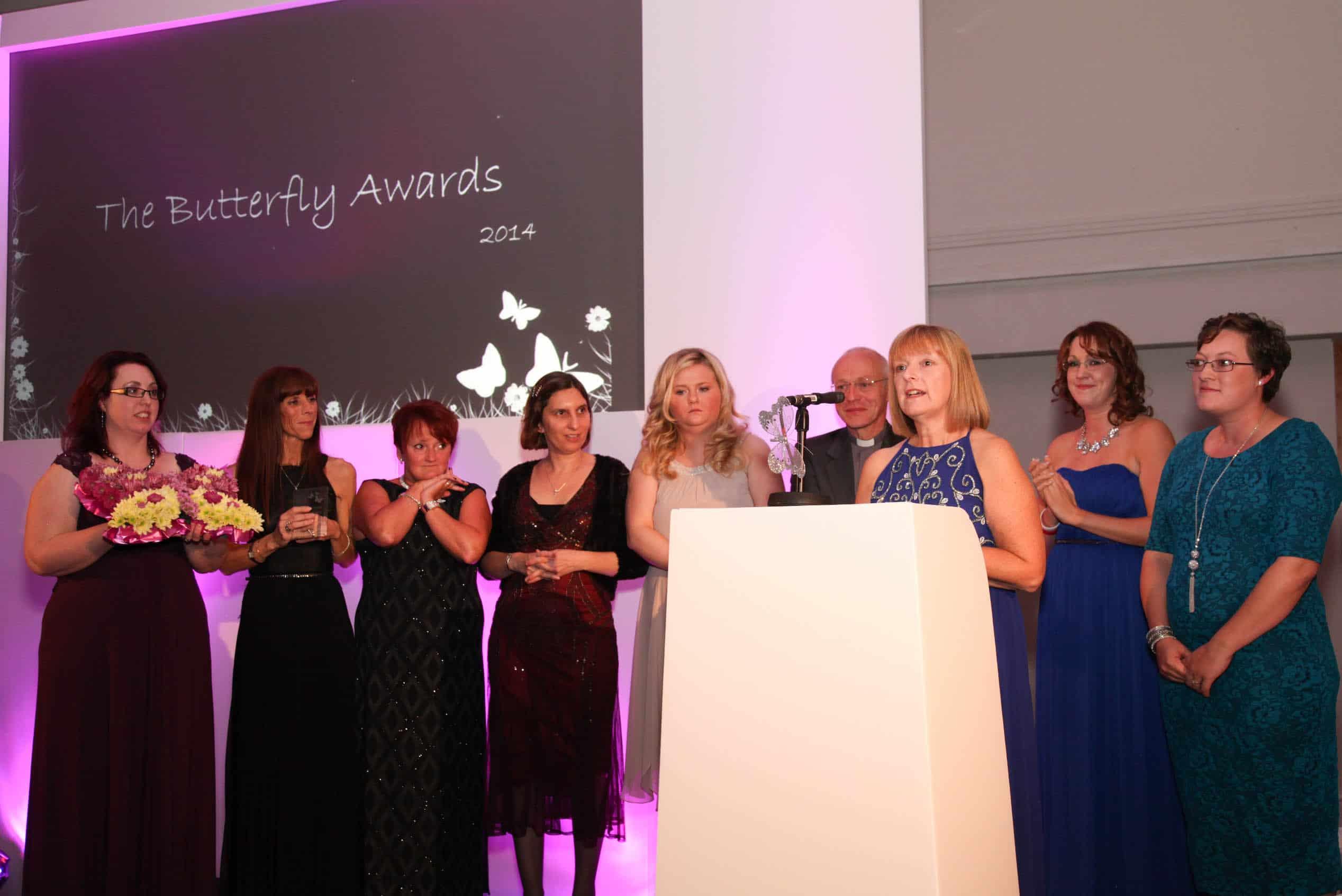2014 Butterfly Awards winners