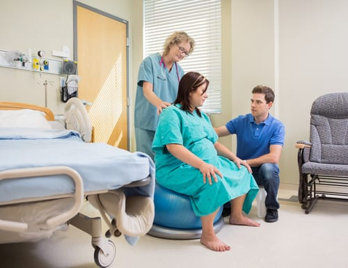 Coping Before and During Labour