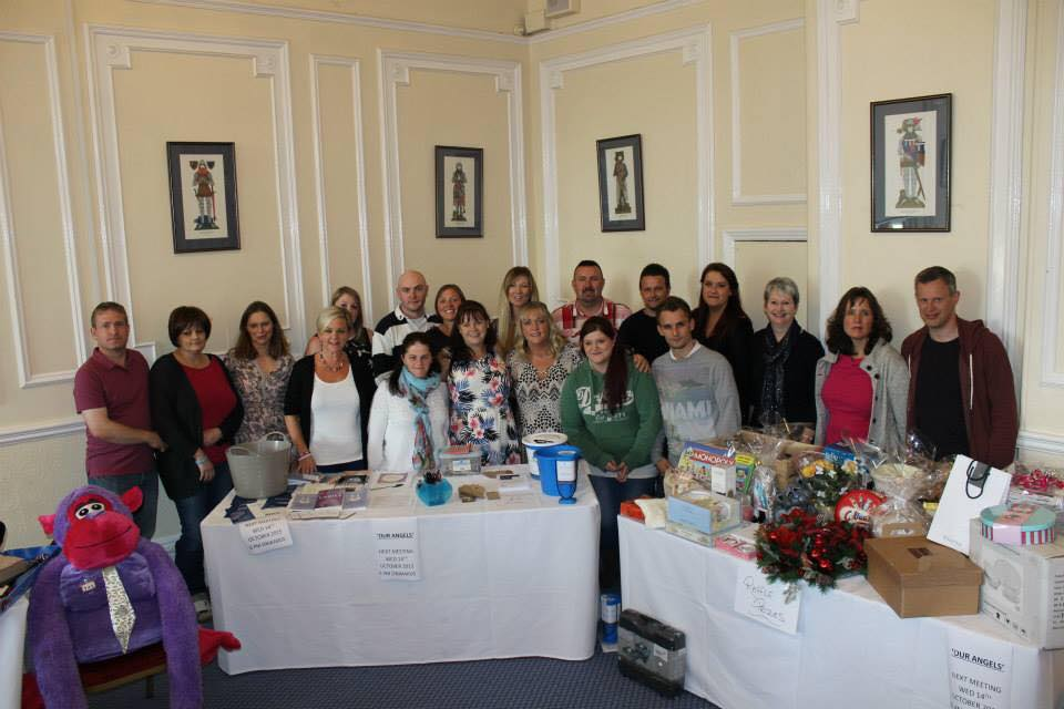 UK Support Organisation –   Our Angels Profile Page