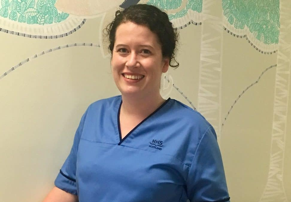 Midwife Of The Year – Carrianne McPherson – NHS Forth Valley  Profile Page